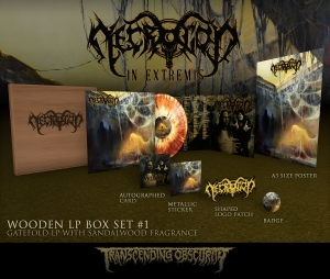 Pre-Order: In Extremis Wooden LP Boxset