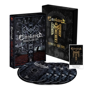 Pre-Order: Cinematic Tour 2020 (NTSC)