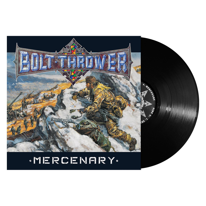 Mercenary (180g Black Vinyl)