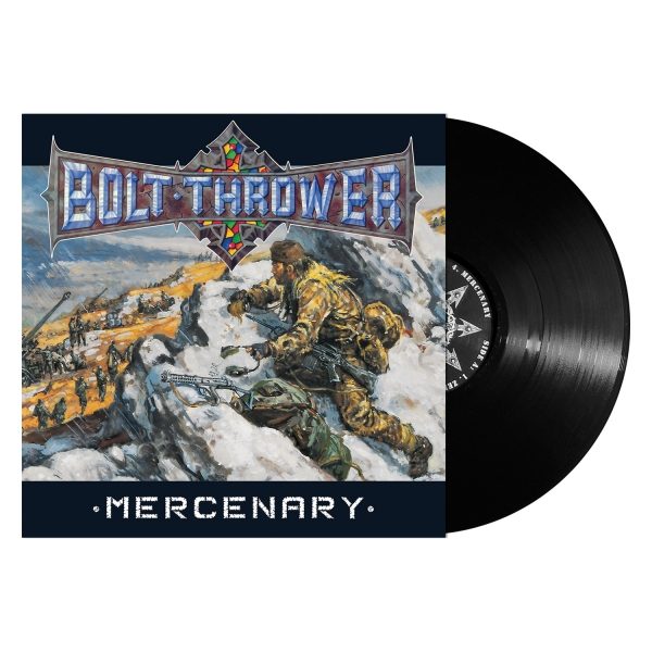 Mercenary (180g Black Vinyl)