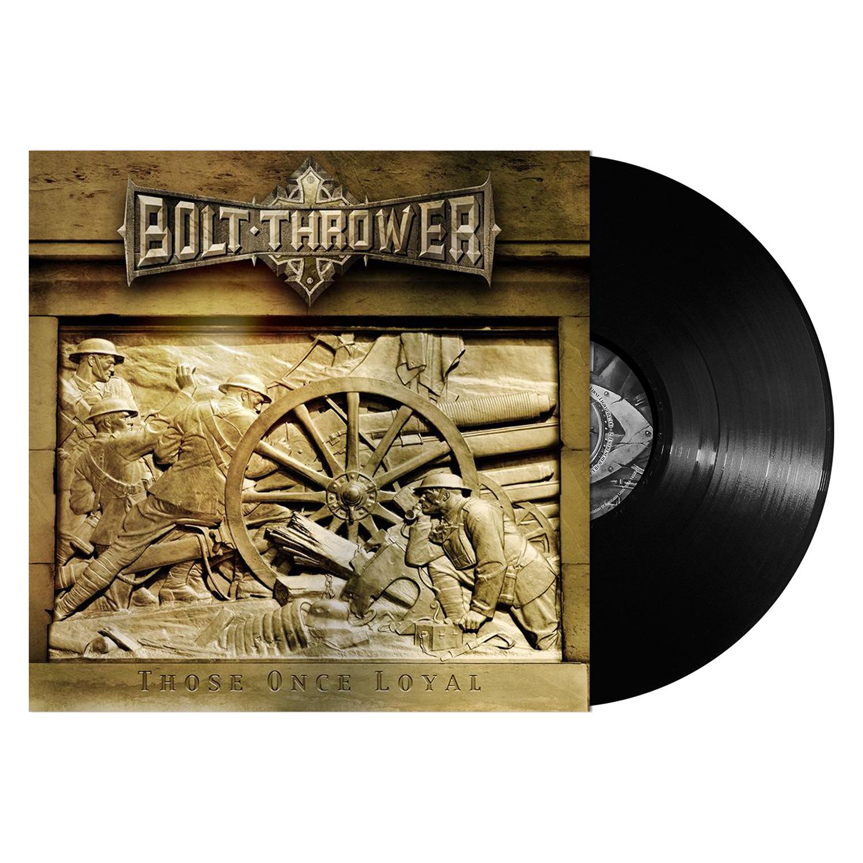Those Once Loyal (180g Black Vinyl)