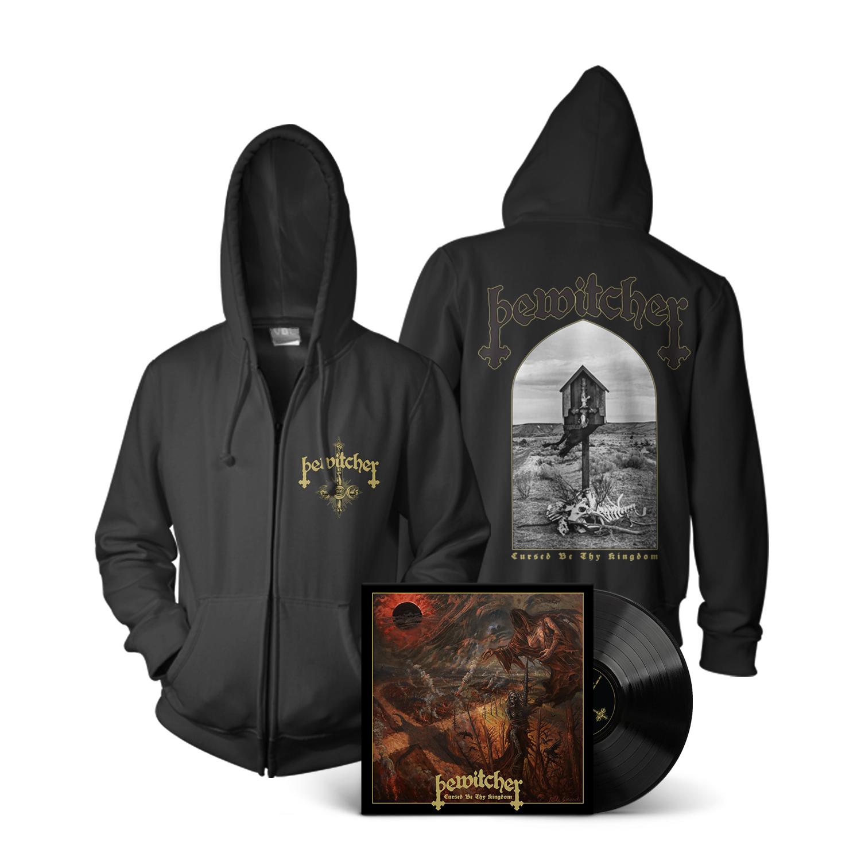 Cursed Be Thy Kingdom Hoodie/LP Bundle