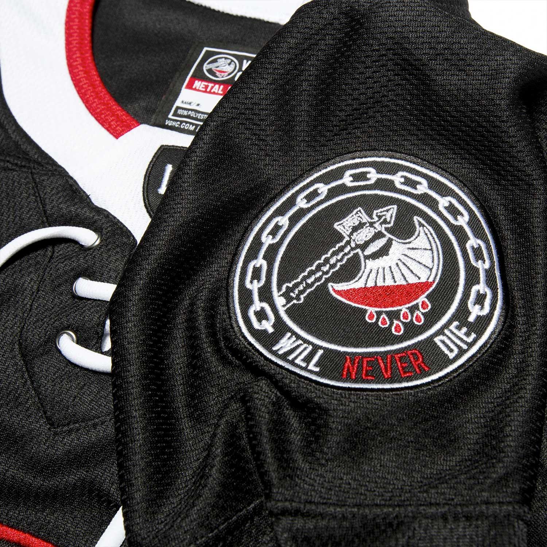 Axe Logo Hockey Jersey