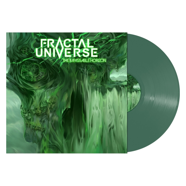 The Impassable Horizon (Green Vinyl)