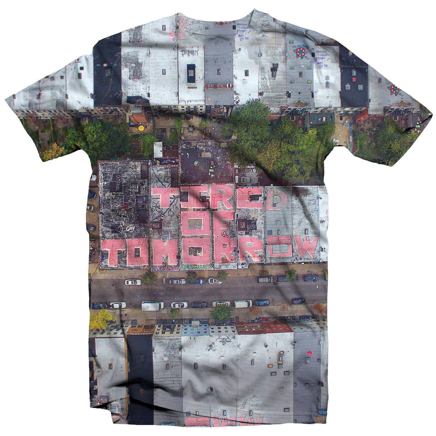 Tired of Tomorrow 5 Year Anniversary All Over Print