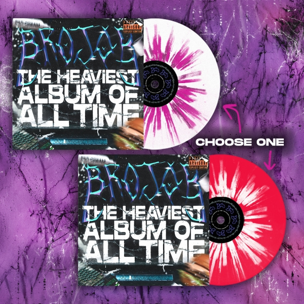 The Heaviest Album Of All Time