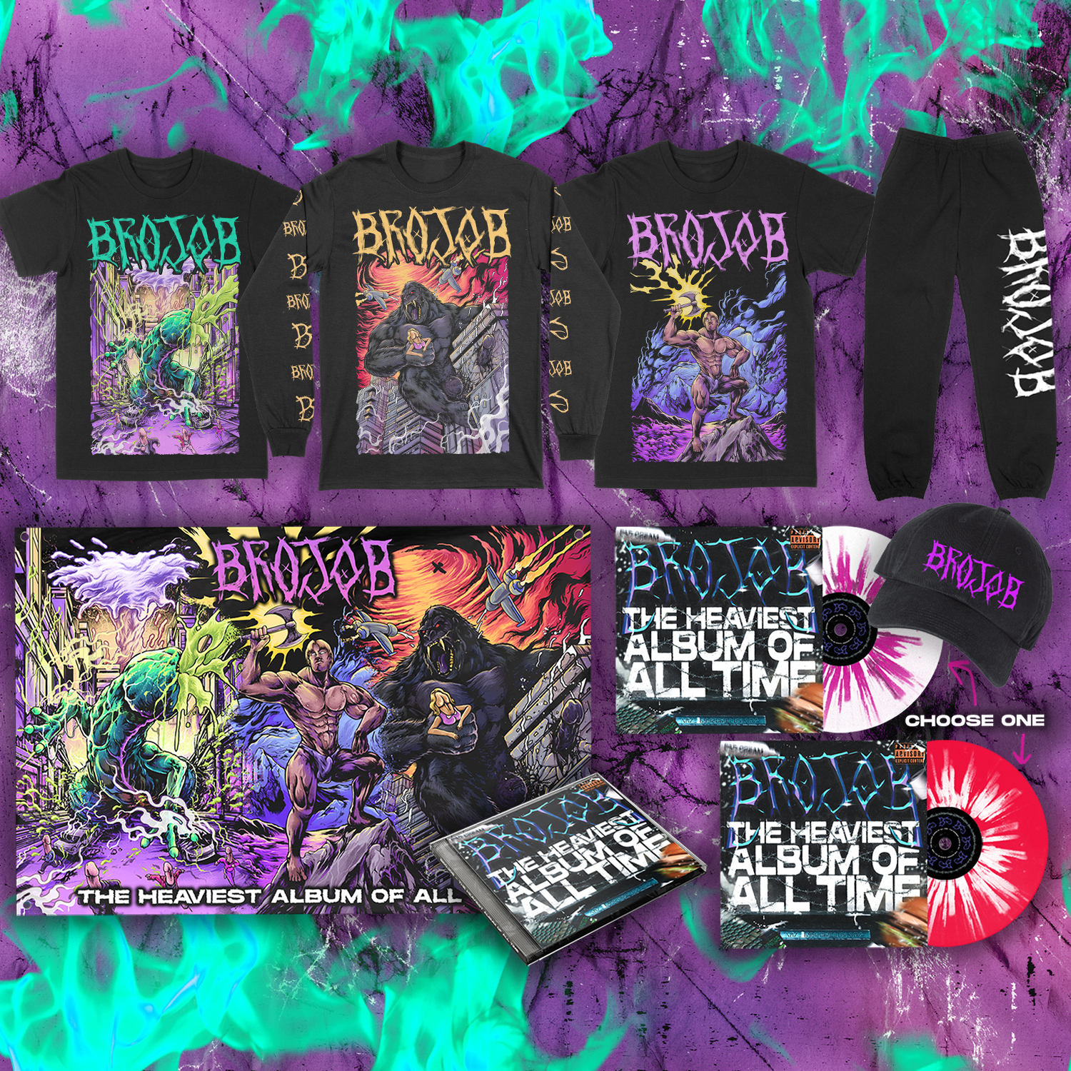 The Greatest Merch Bundle Of All Time