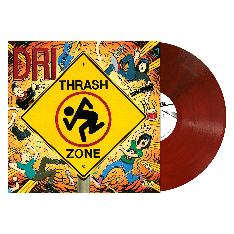 Thrash Zone (Maroon Marbled Vinyl)