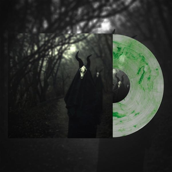 Futility Report (green pigment)