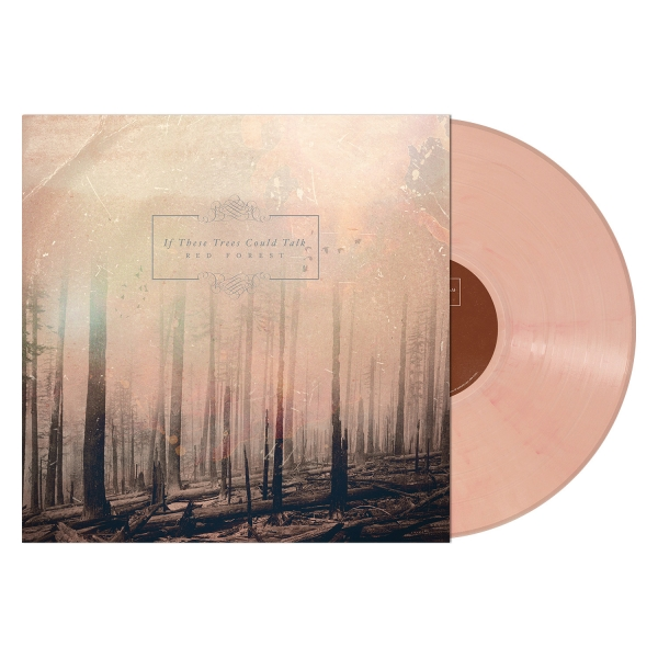 Red Forest (Peach Marbled Vinyl)