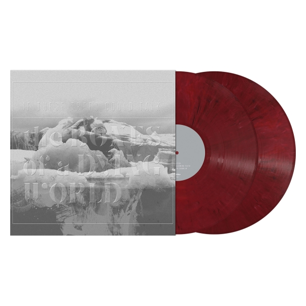 The Bones of a Dying World (Red Marbled Vinyl)