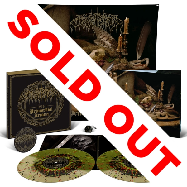 Primordial Arcana Deluxe Boxset