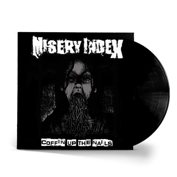 Coffin Up LP/Tee/Sticker Bundle