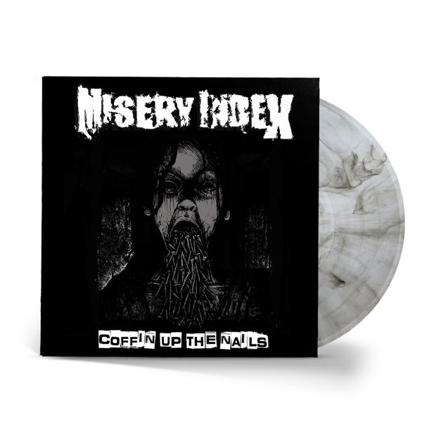 Coffin Up Limited LP/Tee/Sticker Bundle