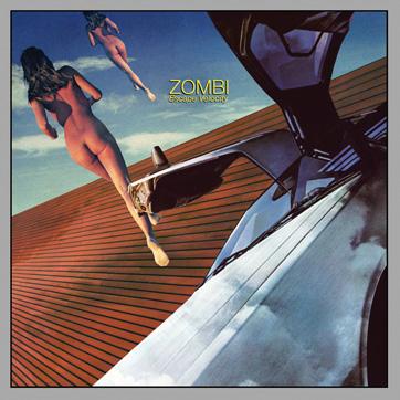 Zombi Quot Escape Velocity Quot Cd Relapse Records