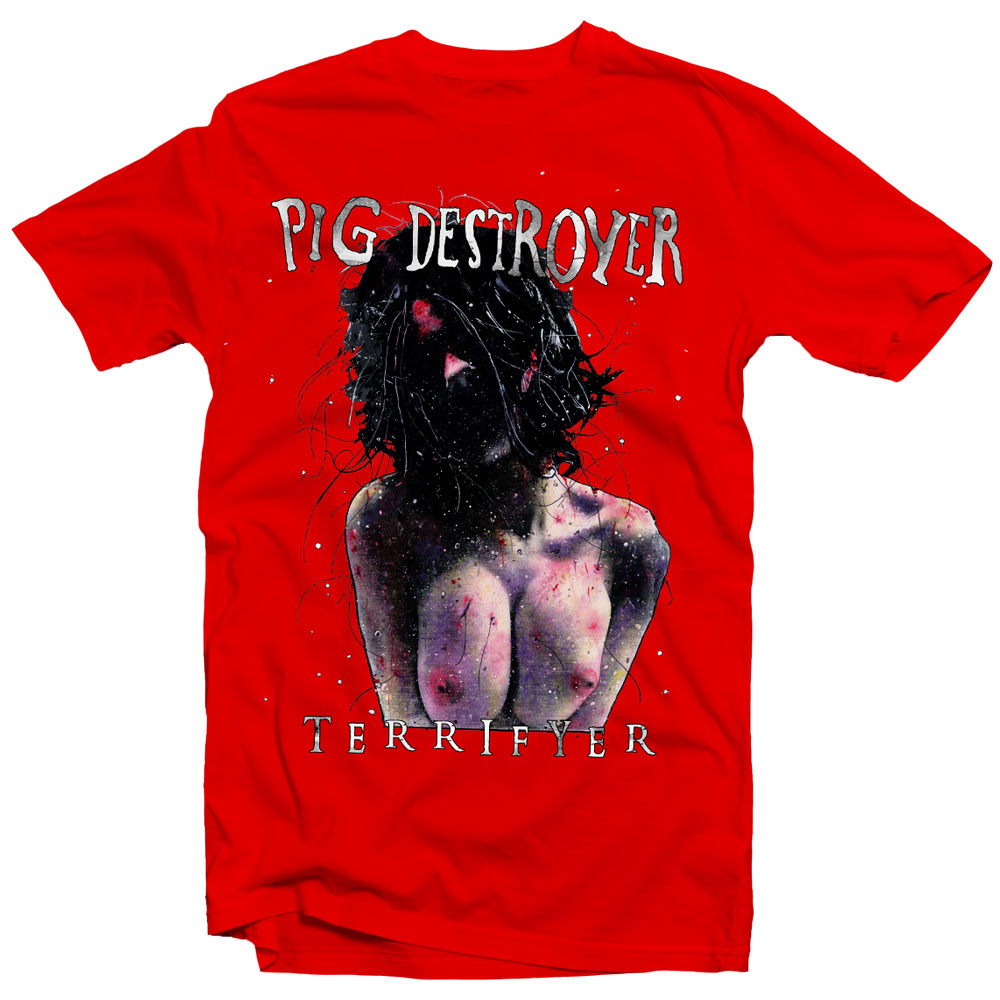 Terrifyer (Red)