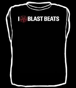 I Love Blast Beats