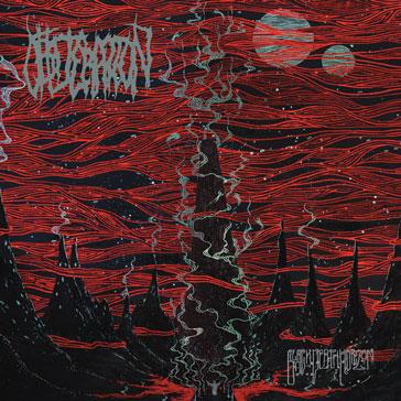 Black Death Horizon (Black)