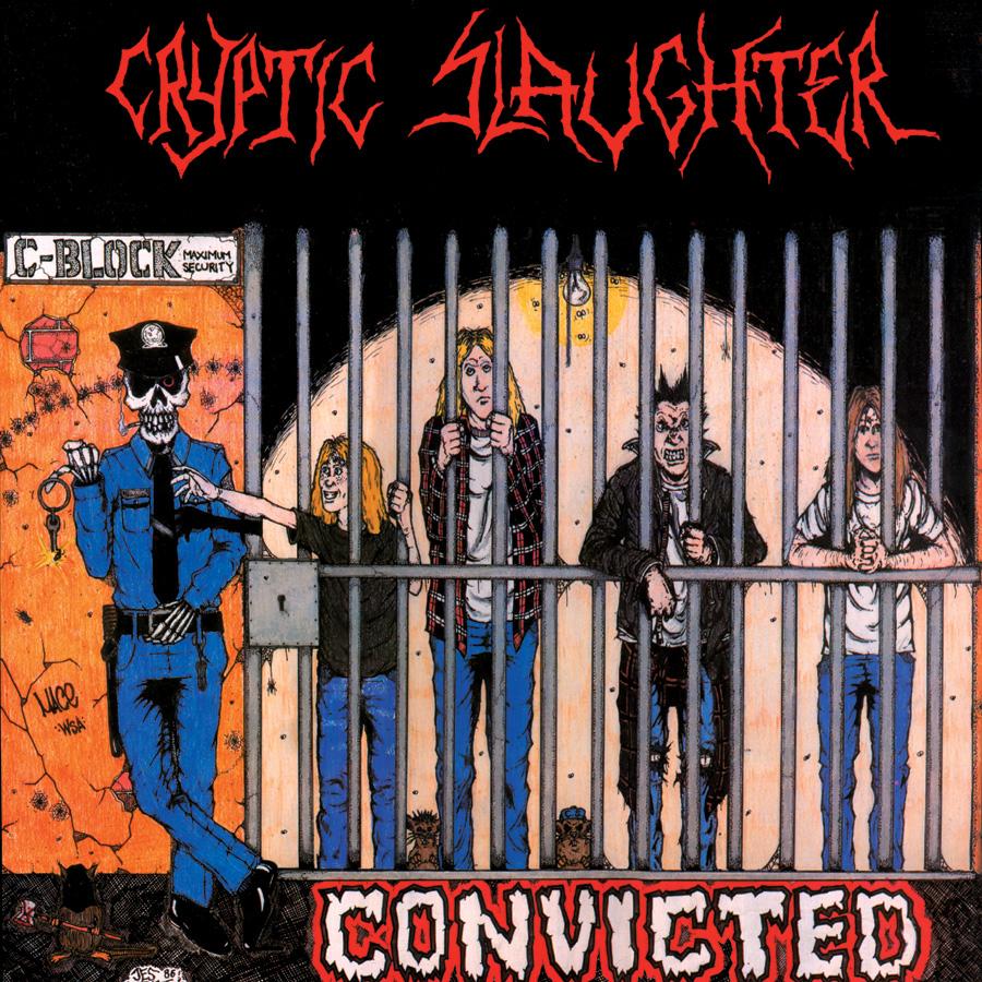 Convicted LP Reissue